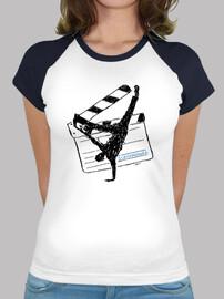 Streetdance -camiseta clara