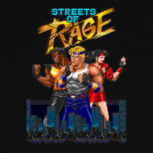 Camisetas Streets of Rage
