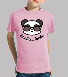 studious panda