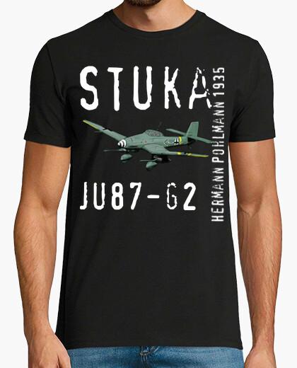Tee-shirt stuka ju87-g2