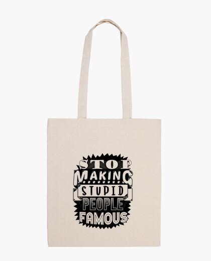 Bolsa Stupid People (W)