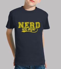 style de vie  nerd