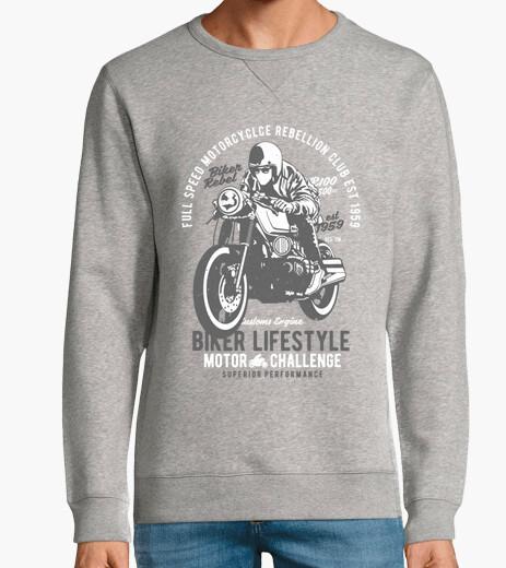 Sweat style de vie de motard