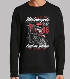 style de vie de moto