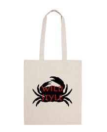 style wild il granchio