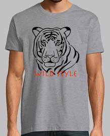 style wild la tigre