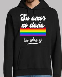Su Amor No Daña, Tu Odio Sí (Fondo Oscu