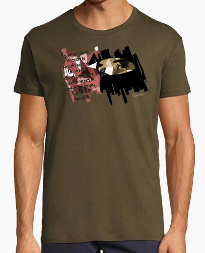 Camiseta Subcomandante Marcos