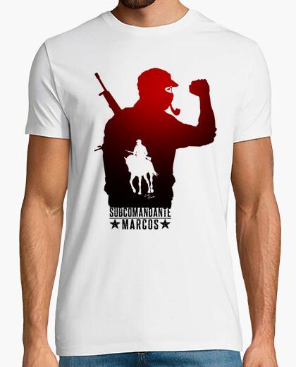 Camiseta Subcomandante Marcos - Chico