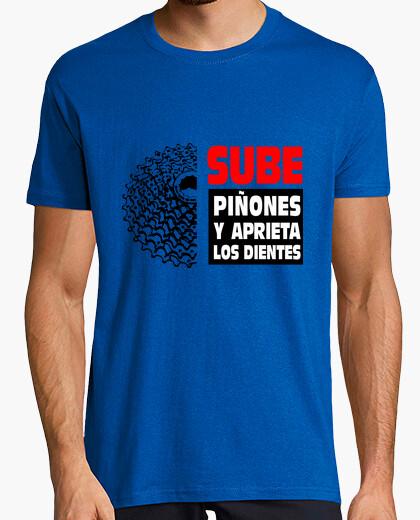 Camiseta Sube piñones