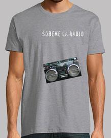Súbeme la radio (manga corta).