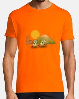 Subida a la Tonda (Camiseta Chico)