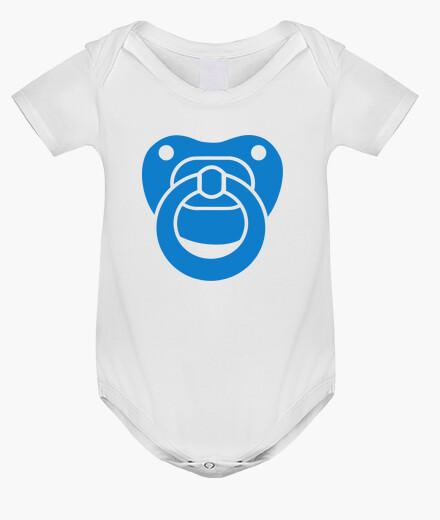 Vêtements enfant sucette bleue