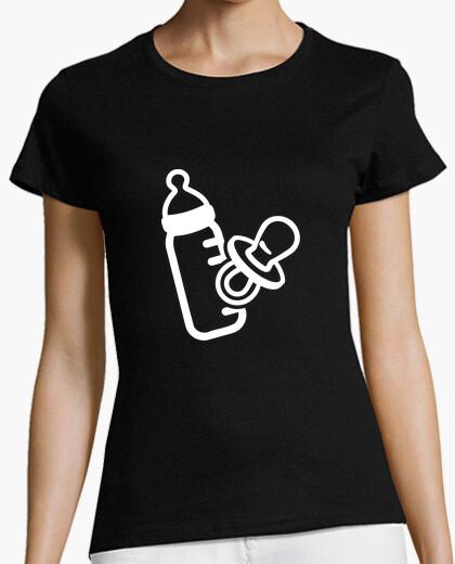 Tee-shirt sucette de biberon