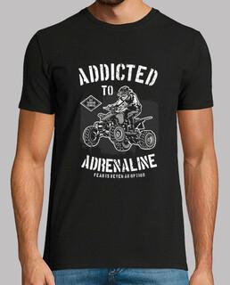 süchtig nach Adrenalin