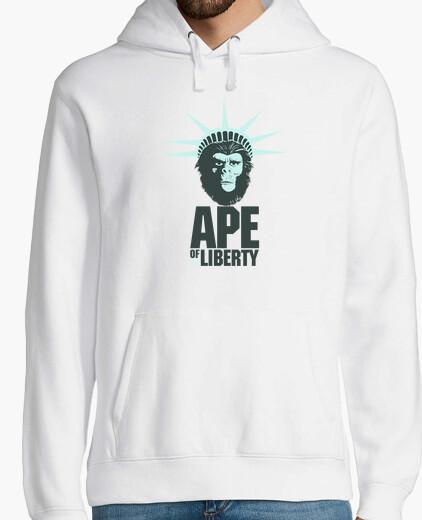 Sudadera Ape Of Liberty