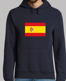 Sudadera Bandera de ESPAÑA