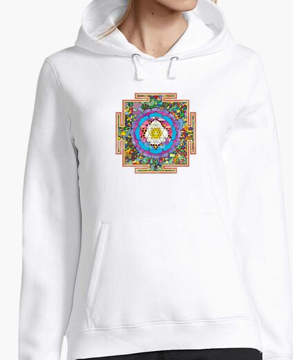 Sudadera Bhuddist Mandala