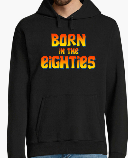 Sudadera Born in the eighties
