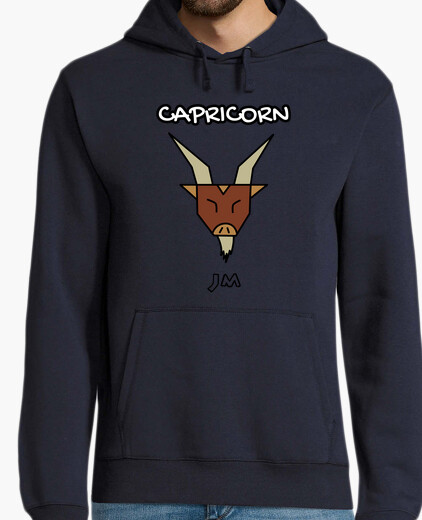 Sudadera Capricorn - Zodiac Sign - Astrology
