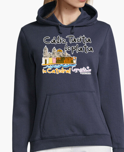Sudadera CATEDRAL relieve by Carajote