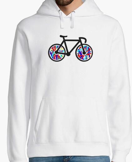 Jersey Sudadera chico Bicicleta