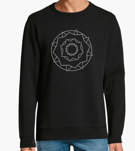 Sudadera {chill} — black sweatshirt