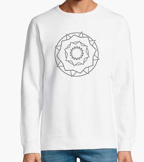 Sudadera {chill} — white sweatshirt