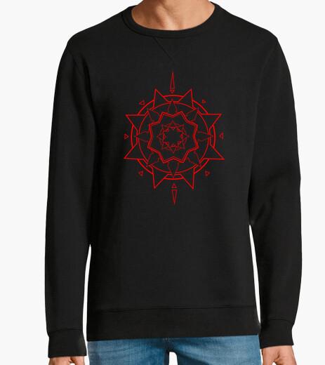 Sudadera {chill blood} — black swearshirt