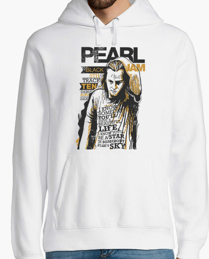 Sudadera con capucha, Hombre - Pearl Jam