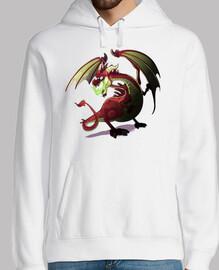 Sudadera Dragón Aliento Fétido