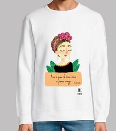 Sudadera Frida Kahlo
