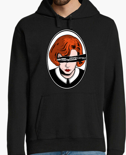 Sudadera God save the queens gambit
