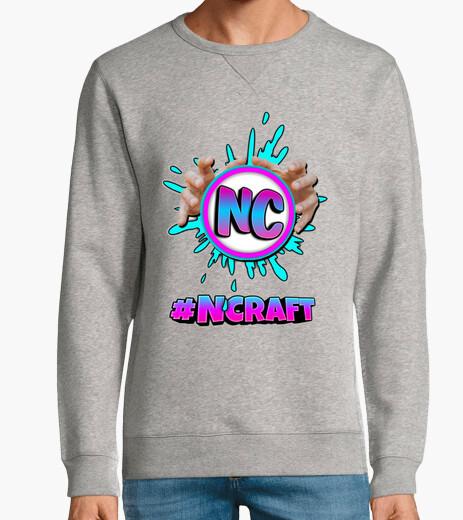 Jersey Sudadera gris sin capucha #NCRAFT
