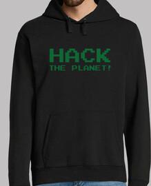 sudadera hackear el planeta!