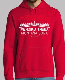 Sudadera hombre - Montaña Suiza