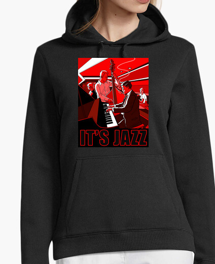 Sudadera It's Jazz FJ1