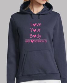 Sudadera Love Your Body