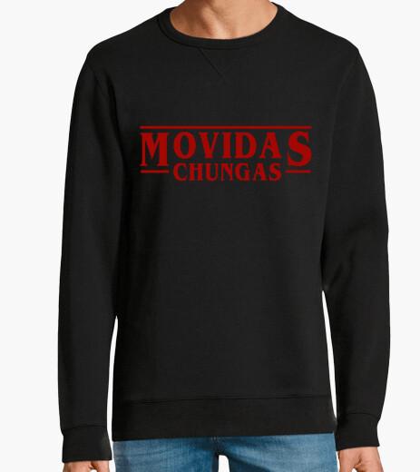 Sudadera MOVIDAS CHUNGAS