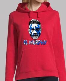Sudadera mujer El Murphy