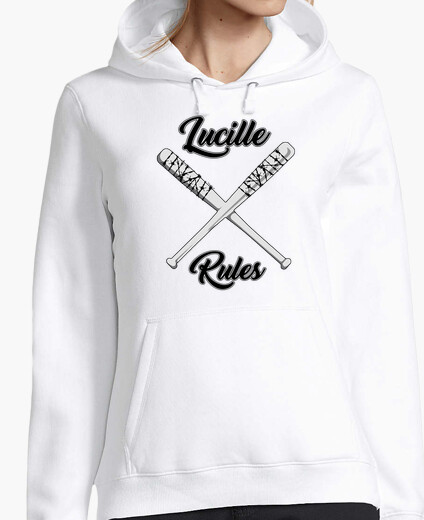 Sudadera mujer Lucille Rules