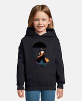 Sudadera para niños con capucha