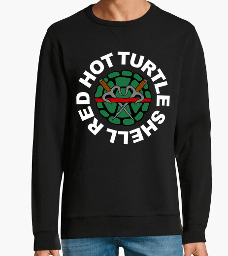 Sudadera Red Hot Turtle Shell
