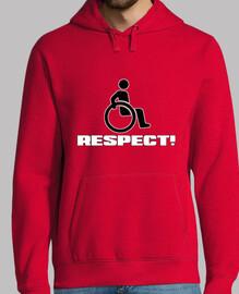 Sudadera Respect