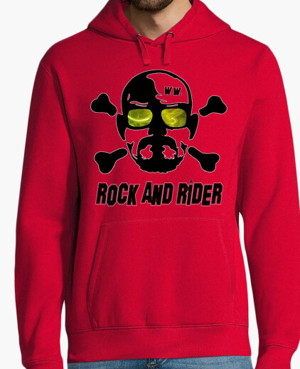 Sudadera Rock And Rider®