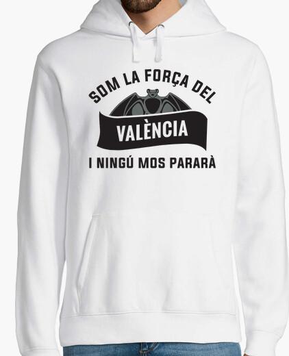 Sudadera Som la Força del València