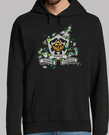 Sudadera The Legend of Zelda 25 aniversary