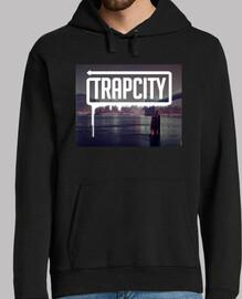 Sudadera Trap City Chico