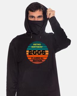 Sudadera Urban Guerrilla, negra