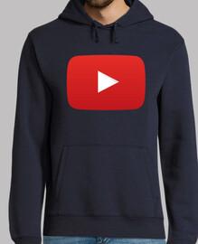 Sudadera youtube
